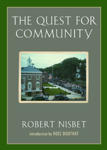 The Quest for Community: A Study in the Ethics of Order and Freedom (Background: Essential Texts for the Conservative Mind) (The Order Of The Quest compare prices)