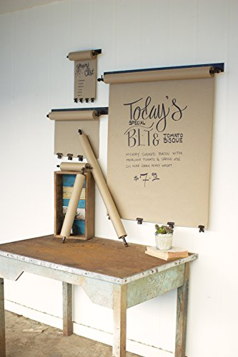 butcher paper mount - 2