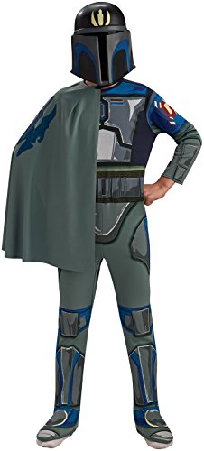 Rubie's Star Wars Pre Vizsla Costume Child Medium 883992-M