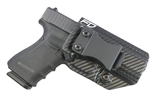 Fierce Defender IWB Kydex Holster Glock