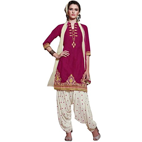 Ready-To-Wear-Patiala-Salwar-Embroidered-Cotton-Salwar-Kameez-Suit