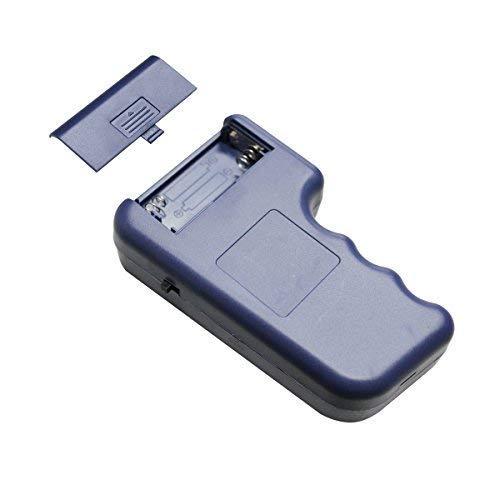 ETEKJOY Handheld 125KHz RFID ID Card Reader Writer Copier Duplicator + 5PCS Writable Key Fobs/Tags