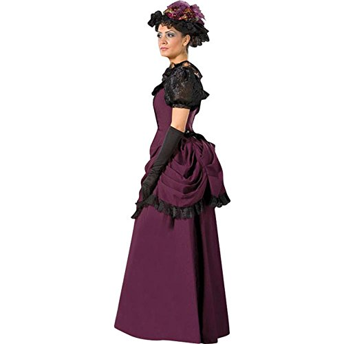Women's 19th Centry Victorian Dress Theater Costume Large (19th Century Victorian Women's Costumes)