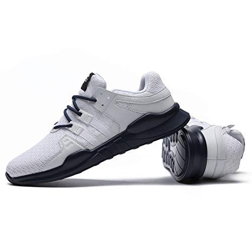 Match Mode Course La Tous Hommes De Espadrilles Respirant Sport Vêtements Chaussures Occasionnels À Les Lacets Tricoté Maille qI1wP6Ix