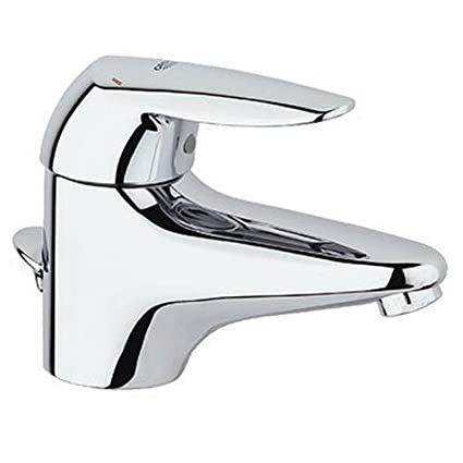GROHE Eurodisc Single-Handle Centerset Lavatory Faucet, Chrome ...