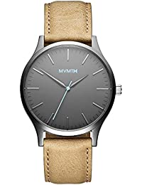 40 Series Watches | 40 MM Mens Analog Watch | Gunmetal Sandstone