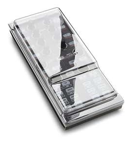 DeckSaver Kontrol X1/F1 - Carcasa protectora para mesa de mezclas, transparente