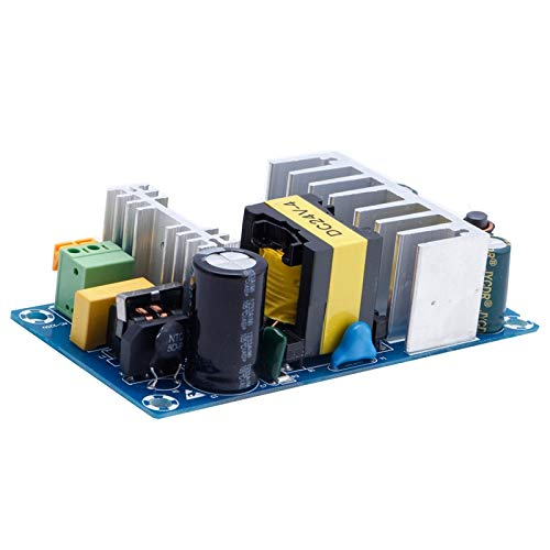 Utini 2018 Power Supply Module AC 110v 220v to DC 24V 6A AC-DC Switching Power Supply Board OCT30/_35