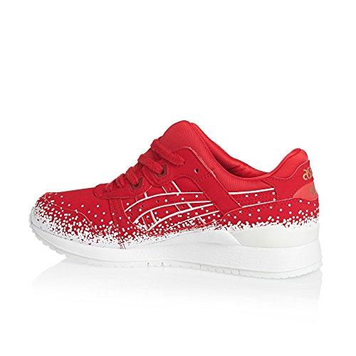 Zapatillas Gel Asics Rojos Rojo Iii Lyte SqpqvrwY