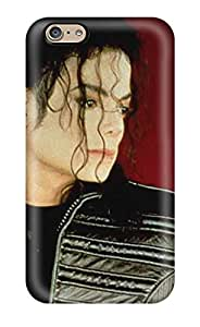 3349890K42215415 Special Skin Case Cover For Iphone 6, Popular Michael Jackson (2) Phone Case