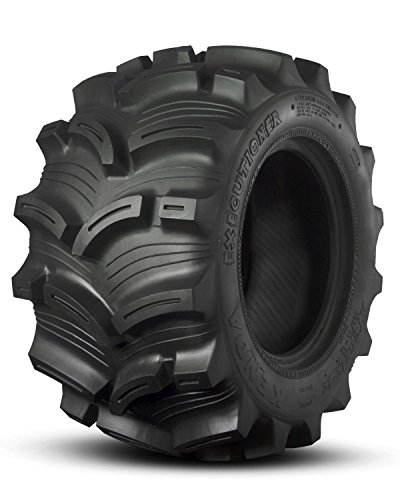 Kenda K538 Executioner Tire - Front/Rear - 26x10x12 , Tire Size: 26x10x12, Tire Construction: Bias, Rim Size: 12, Position: Front/Rear, Tire Ply: 6, Tire Type: ATV/UTV, Tire Application: Mud/Snow 23572004 by Kenda