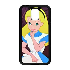 Happy alice no pais das maravilhas Phone Case for Samsung Galaxy S5
