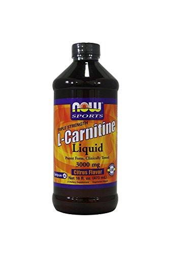 Now Foods L Carnitine Liquid 3000