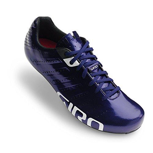 Giro Empire SLX Schuhe - Herren Ultraviolett / Weiß