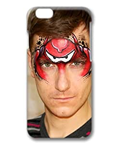 iphone 6 plus 3D PC case,Cute Case for iphone 6 plus with Face Painting Design