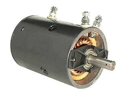 db electrical lpl0015 winch motor (12 for warn keyed shaft heavy duty  8274), winches - amazon canada