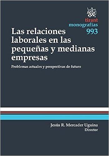 Las Relaciones Laborales en las Pequeñas y Medianas Empresas Monografías: Amazon.es: Francisco Javier Gomez Abelleira: Libros