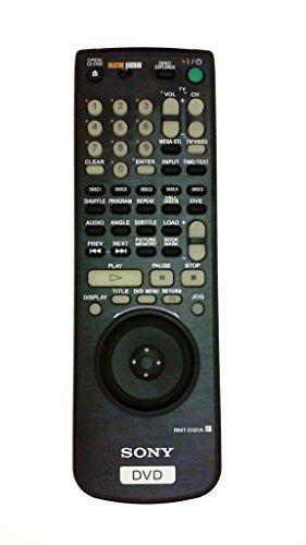 """Price comparison product image Sony RMT-D121A DVP-C670D DVP-C675D 141898961 """"OEM"""" Remote Control"""