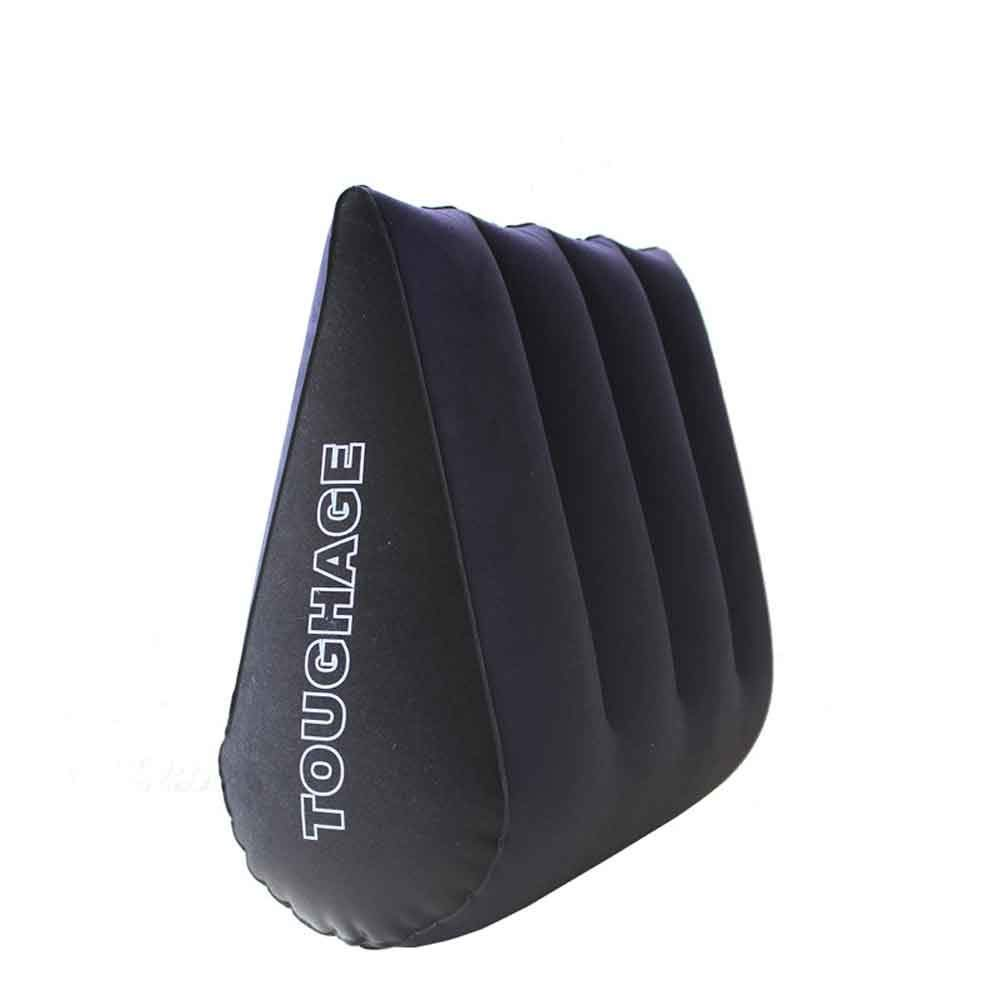 Ltong toy LTLOVETOY Wedge Pillow Travel Bed Pillow Triangle Soft Lightweight Inflatable for Couples Furniture