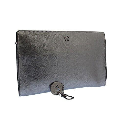 Ynot 713-M Pochette Accessori Argento
