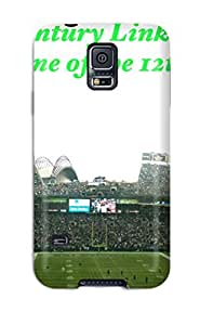 Hot AjMXrcy6742bDfOM Seattleeahawks Tpu Case Cover Compatible With Galaxy S5