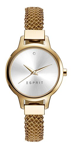Esprit Watch Tp10938 Beige - ES109382002-Gold - stainless-steel-Round - 28 mm