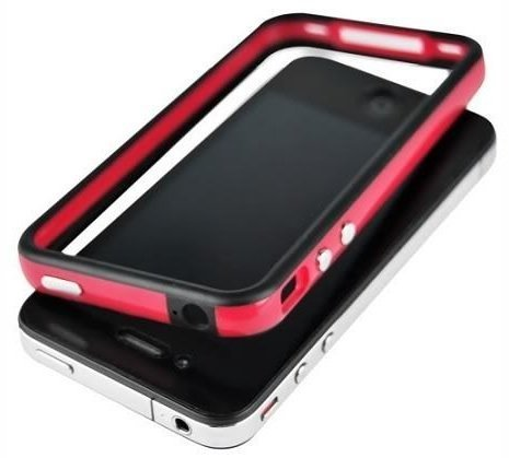 m Bumper Case for Apple iPhone 4 - AT&T ()