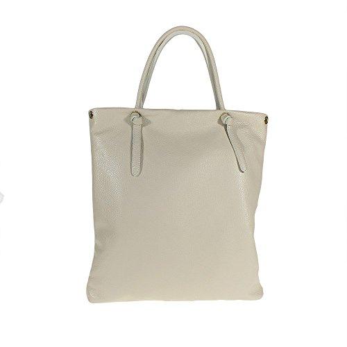 Fabriqué Naturel Tote Sac Gris Italie dernière Main Cuir Unité À Élégant Products Iob Shopper Bag Chic En zOFpqwxw