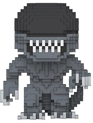 Funko 8 Bit Pop: Horror-Alien Collectible Figure