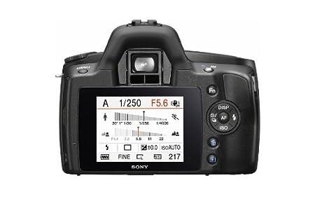 Sony D A290L - Cámara Réflex Digital 14.2 MP (Objetivo 18-55 mm ...