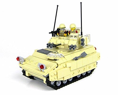 Bradley Army IFV - Battle Brick Custom Set