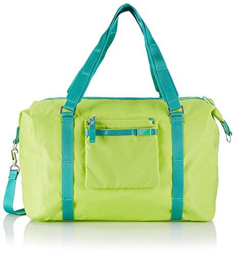 George Gina & Lucy Midrange, Borsa a mano donna verde Color Lime Única