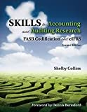 Skills for Accounting Research, Collins, Shelby, 1618530747