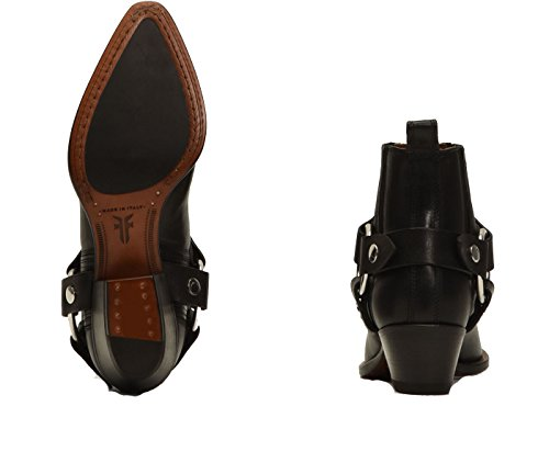 Frye 79911 Kvinners Moderne Sele Chelsea Boot Sort
