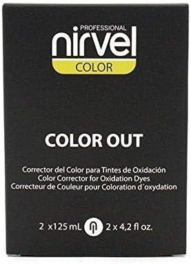 Nirvel Color Out 2x125ml: Amazon.es: Belleza