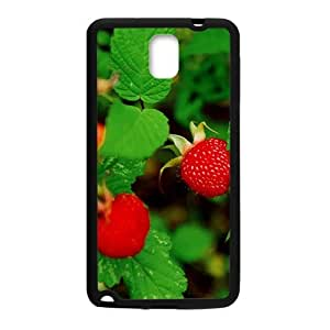 Fresh wild fruits nature style fashion phone case for samsung galaxy note3