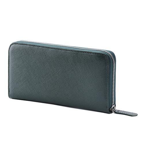 DELLA ELG(エルジ) Wallet 30115 グリーン   B07M63NFXD