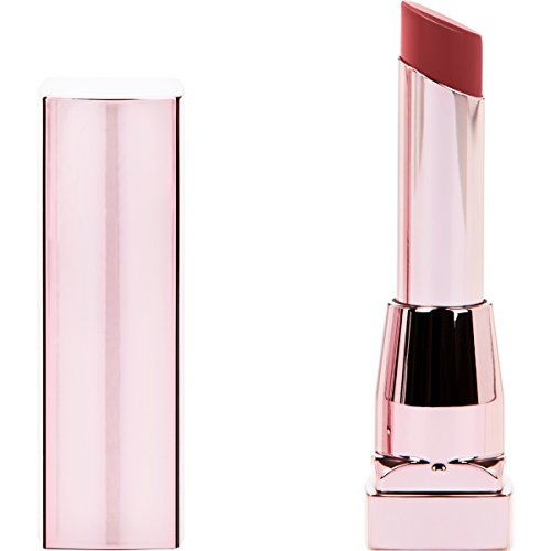 Maybelline Color Sensational Shine Compulsion Lipstick Makeup, Scarlet Flame, 0.1 oz.
