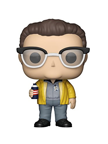 Funko Pop Movies: Jurassic Park-Dennis Nedry Collectible Fig