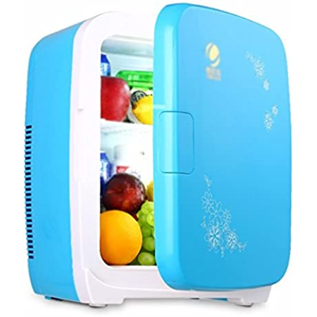 HOMEE Car Refrigerator 15L Home Dormitory Bedroom Refrigeration Mini Small Refrigerator Small Home Warm And Cold Box