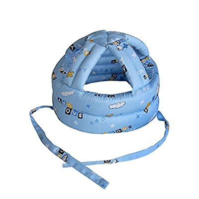 Per Baby Head Protector Helmet Safety Head Guard Cushion With Adjustable Straps Protection Cap Harnesses Hat For Infant Toddlers Learn to Walk and Sit