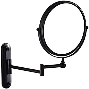 Amazon Com Gurun Wall Mounted Mirror Double Sided With