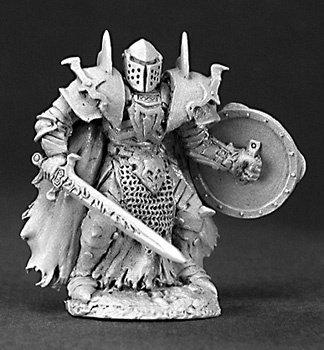 (Reaper Benedikt Hellhorn, Evil Warrior)