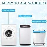 CAMTOA Solid Washing Machine Cleaner Effervescent