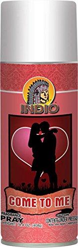 14.4oz Indio Come to Me Aerosol Spray (Best Room Spray In India)
