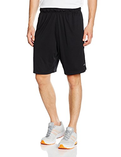 "Men's Nike Fly 9"" Dry Training Short Black/Dark Grey Size Small"
