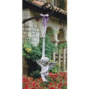 "18"" Cherub Baby Angel Hanging Sculpture Statue Figurine"