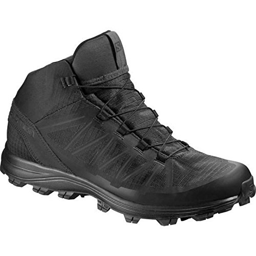 Salomon Forces Speed Assault Tactical Boots (10.5, Black)