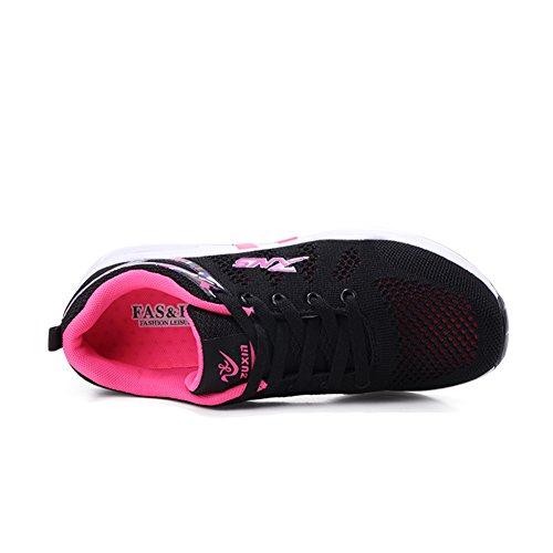 Jogging Sportive Scarpe da ammortizzanti Ginnastica B Exing da Scarpe Scarpe da Ginnastica Scarpe da Ginnastica Ginnastica Corsa per da da Palestra per Donna AnnaFTxqw