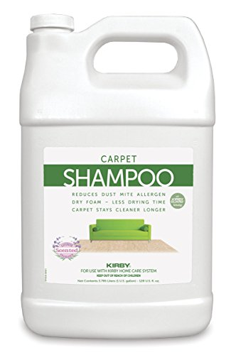 Genuine Kirby Allergen Control Shampoo 1 Gallon